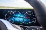 Mercedes-Benz A-Class A250 2020 instrument panel
