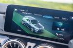 Mercedes-Benz A-Class A250 2020 infotainment