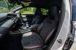 Mercedes-Benz A-Class A250 2020 front seats