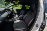 Mercedes-Benz A-Class A250 2020 rear seats
