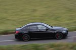 Mercedes C63 S 2020 right panning