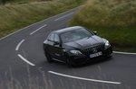 Mercedes C63 S 2020 wide cornering