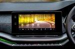 Skoda Octavia vRS Hatchback 2020 infotainment touchscreen