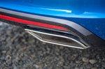 Skoda Octavia vRS Hatchback 2020 Exhaust detail