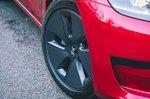 Tesla Model 3 2021 front detail