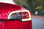 Tesla Model 3 2021 rear lights