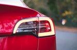 Tesla Model 3 2021 rear lights