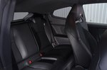 Toyota GR Yaris 2021 rear seats