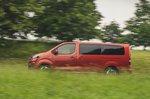Vauxhall Vivaro-e Life 2020 side tracking