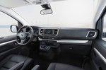 Vauxhall Vivaro-e Life dashboard