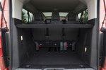 Vauxhall Vivaro-e Life 2020 boot