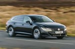 Volkswagen Arteon Shooting Brake front
