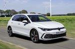 Volkswagen GTE 2020 wide front tracking