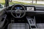 Volkswagen GTE 2020 dashboard
