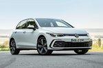 Volkswagen GTE 2020 front static