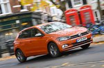 Volkswagen Polo 2020 front tracking