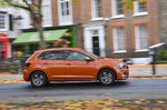 Volkswagen Polo 2020 right tracking