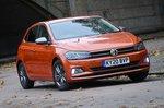Volkswagen Polo 2020 front cornering