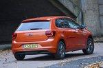 Volkswagen Polo 2020 rear cornering