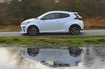 Toyota GR Yaris 2021 left panning