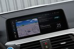 BMW iX3 2020 Infotainment