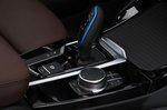 BMW iX3 Centre console