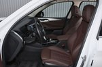 BMW iX3 Front seats