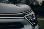 Citroën e-C4 2021 Headlight detail