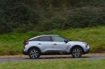 Citroën e-C4 2021 Right tracking