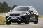 Cupra Ateca 2021 front action