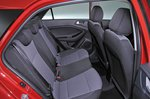 Hyundai i20 rear seat