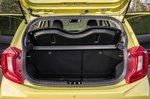 Kia Picanto 2021 Boot