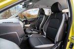 Kia Picanto 2021 Front seats