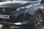 Peugeot 5008 2020 Grille detail