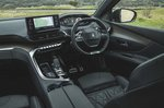 Peugeot 5008 2020 Dashboard