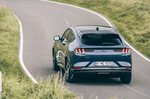 Ford Mustang Mach-E 2020 Rear tracking