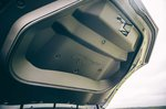 Ford Mustang Mach-E 2020 Frunk bonnet detail