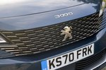 Peugeot 3008 2021 Radiator detail