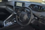Peugeot 3008 2020 Dashboard