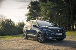 Peugeot 3008 2021 Front static