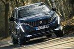 Peugeot 3008 2021 front