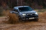 Toyota Hilux 2021 Off-road tracking