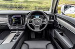Volvo V90 Cross Country 2021 Dashboard