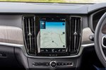 Volvo V90 Cross Country 2021 Infotainment screen