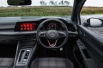 Volkswagen Golf GTI 2021 Dashboard