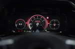 Volkswagen Golf GTI 2021 Driver's diplay