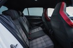 Volkswagen Golf GTI 2021 Rear seats
