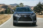 Lexus RX L LHD 2019 head-on view