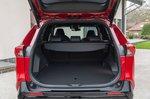 Toyota RAV4 PHEV 2021 boot open