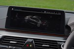 BMW 5 Series 2021 infotainment